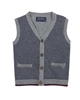 Mayoral Boy's Gray Knit Vest