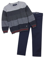 Mayoral Boy's Sweater and Pants Set