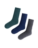 Mayoral Boy's Green/Navy Basic Socks