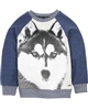 Mayoral Boy's Sweatshirt with Wolf