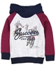 Mayoral Boy's Burgundy Fleece Hoodie