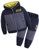 Mayoral Boy's Two-piece Joggings Suit