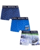 Mayoral Boy's Blue 3-piece Boxers Set