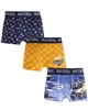 Mayoral Boy's Yellow 3-piece Boxers Set