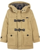 Mayoral Boy's Duffle Coat in Beige