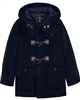 Mayoral Boy's Duffle Coat in Navy