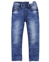 Mayoral Boy's Basic Slim Fit Jogg Jeans in Medium Blue