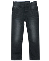 Mayoral Boy's Slim Fit Jogg Jeans in Black