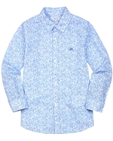 Mayoral Boy's Shirt in Floral Print