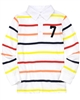 Mayoral Boy's Long Sleeve Striped Polo