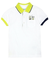Mayoral Boy's Polo with Chest Pocket