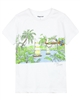 Mayoral Boy's T-shirt with Island Print