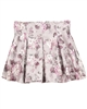 Mayoral Girl's Floral Print Skirt Pink