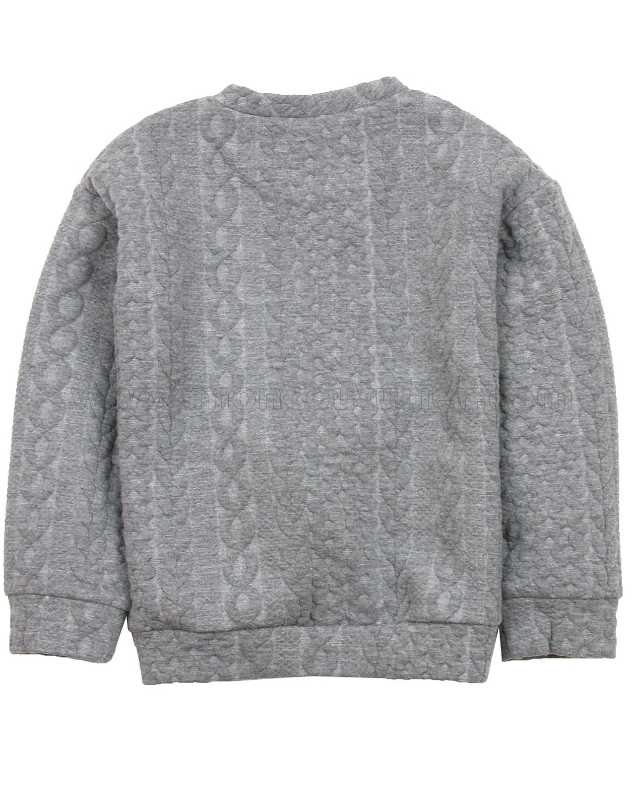 Sizes 4-9 Mayoral Girls Pullover with Embroidery