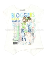 Mayoral Girl's Bloggers T-shirt