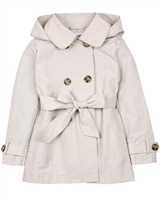 Mayoral Girl's Trench Coat in Beige