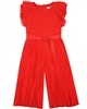 Mayoral Girl's Chiffon Pleated Jumpsuit