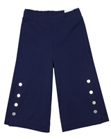 Mayoral Girl's Culotte Pants with Buttons