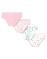 Mayoral Girl's 4-piece Underwear Set in Pink