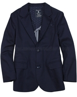 Mayoral Junior Boy's Twill Blazer Navy