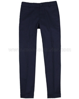Mayoral Junior Boy's Dress Pants Navy
