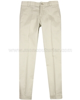 Mayoral Junior Boy's Dress Pants Beige
