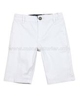 Mayoral Junior Boy's Basic Twill Chino Shorts
