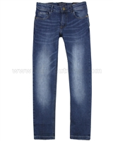 Mayoral Junior Boy's Dark Blue Denim Pants