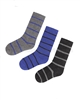 Mayoral Junior Boy's Striped Socks Blue