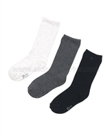 Mayoral Junior Boy's Basic Socks Black
