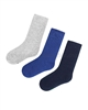Mayoral Junior Boy's Basic Socks Blue