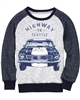 Mayoral Junior Boy's Sweatshirt with Car Print