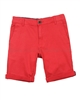 Mayoral Boy's Chino Shorts Red
