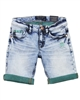 Mayoral Boy's Cuffed Denim Short
