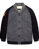 Mayoral Junior Boys' Jacket with Shawl Collar