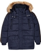 Mayoral Junior Boys' Navy Parka Coat