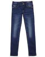 Mayoral Junior Boys' Blue Super Slim Denim Pants