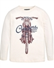 Mayoral Junior Boys' T-shirt with Motorcycle Print