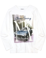 Mayoral Junior Boys' T-shirt with Car Print
