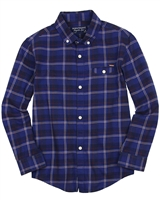 Mayoral Junior Boys' Plaid Shirt