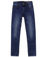 Mayoral Junior Boys' Dark Blue Jogg Jeans