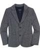 Mayoral Junior Boys' Gray Knit Blazer