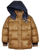 Mayoral Junior Boys' Quilted Puffer Coat
