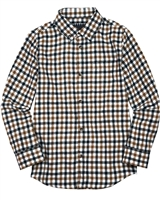 Mayoral Junior Boys' Flannel Check Shirt
