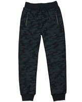 Mayoral Junior Boys' Sweatpants in Camo Print