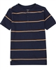 Mayoral Junior Boys' Striped Henley T-shirt