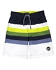 Mayoral Junior Boys' Striped Swim Shorts