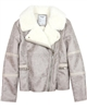 Mayoral Junior Girl's Faux Shearling Jacket