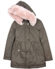 Mayoral Junior Girl's Parka  Coat with Hood
