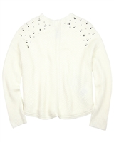 Mayoral Junior Girl's Rib Knit Pullover